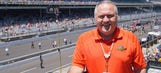 Doug Rice to do 'The Double' behind the mic on Sunday
