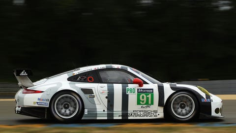 LMGTE Pro - 6th