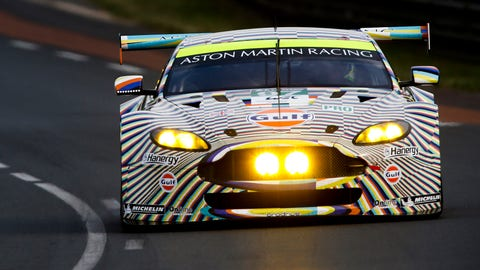LMGTE Pro - 2nd