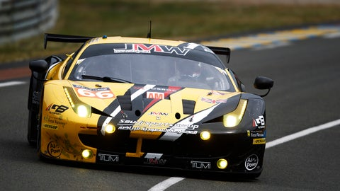 LMGTE Am - 11th