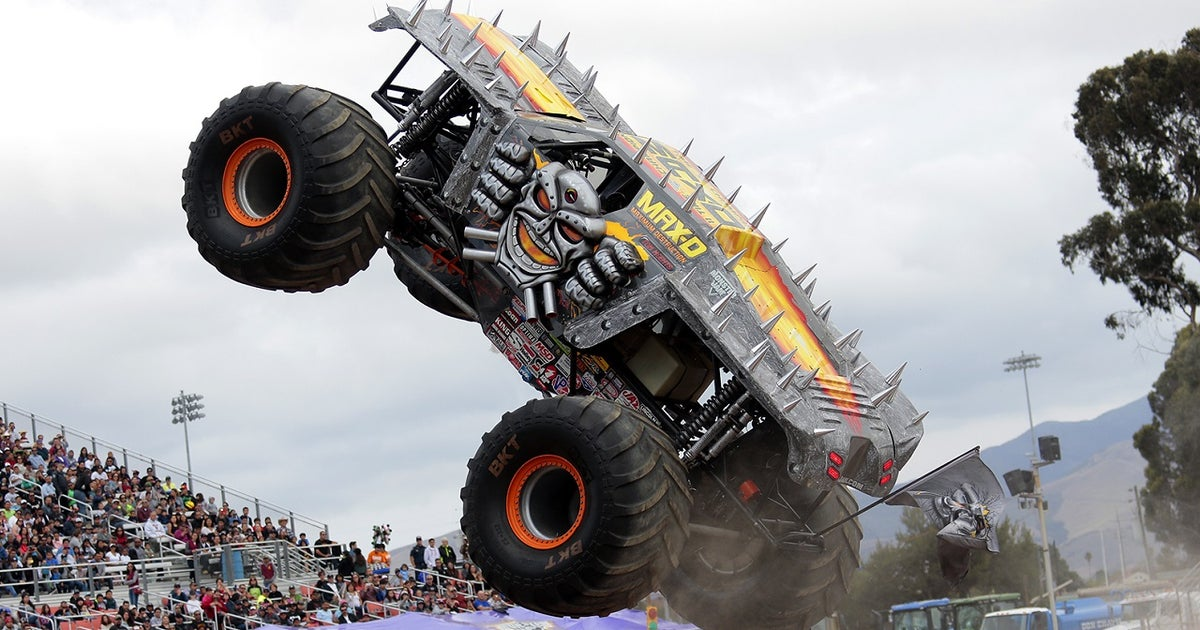 Meents makes history: Monster Jam champ lands first-ever