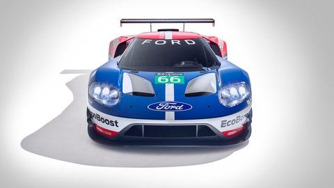2016 Ford GT race car