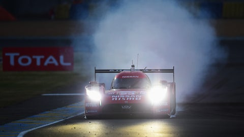 Sights from the 24 Hours of Le Mans