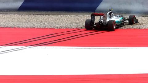 Photos from the Austrian GP