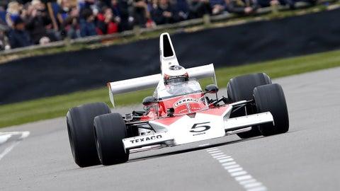 1974 McLaren M23