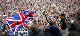 Home win! Celebrate Hamilton's British GP victory in photos