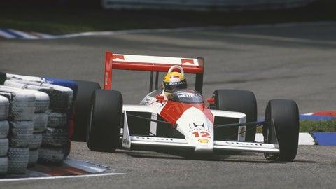1. McLaren - 1988 - 94% of wins