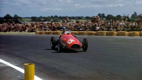 3. Ferrari - 1952 - 88% of wins