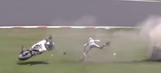 MotoGP champ Casey Stoner suffers multiple injuries in Suzuka crash