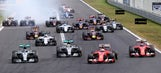 F1: Results from the Hungarian GP