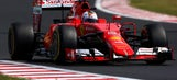 F1: Vettel, Ferrari end Mercedes' winning streak in Hungary