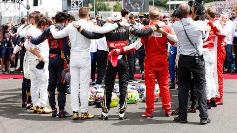Jules Bianchi remembered at Hungarian GP