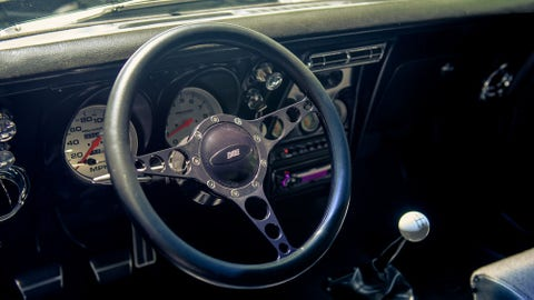 Dale Earnhardt Jr.'s stunning Camaros