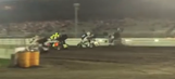 WATCH: Scary wreck sends sprint car driver Swindell to hospital