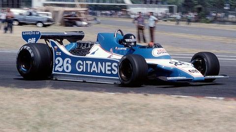 1979 Gitanes Ligier