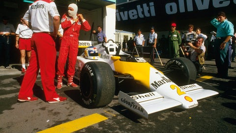 1986 Marlboro Lights McLaren