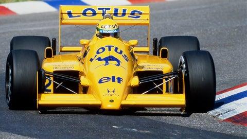 1987 Camel Lotus