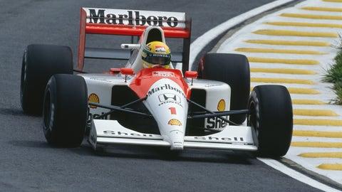 1991 Marlboro McLaren