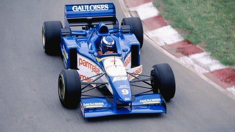 1996 Gauloises Ligier
