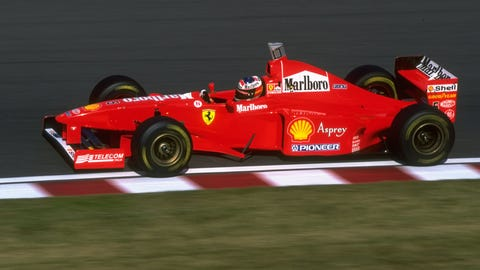 1997 Marlboro Ferrari