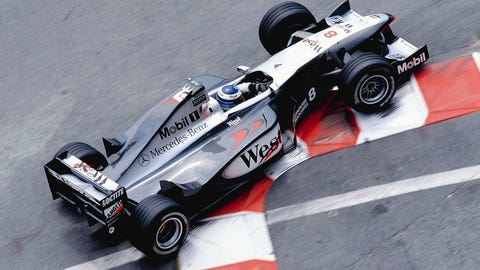 1998 West McLaren