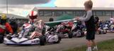Watch highlights from the 2015 Dan Wheldon Memorial ProAm Karting Race
