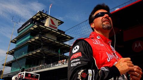 Through the years: Michael Andretti