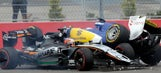 On top of the action: Photos from the F1 Russian GP