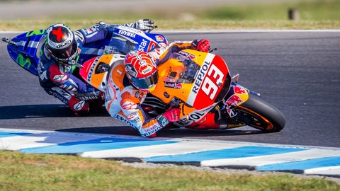 MotoGP: Photos from Down Under