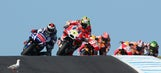MotoGP highlights: Photos from the Australian GP