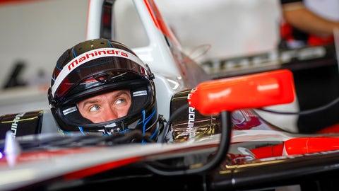 Nick Heidfeld - Mahindra Racing Formula E Team