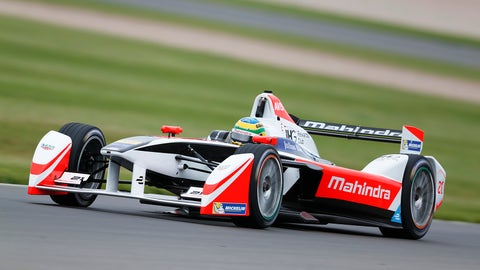 Bruno Senna - Mahindra Racing Formula E Team