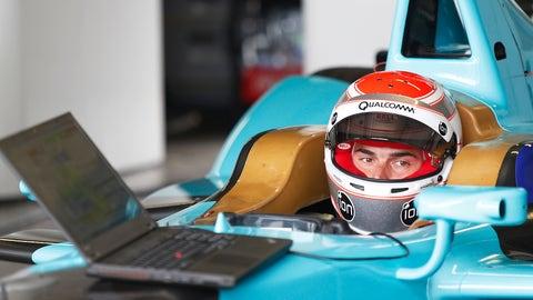 Nelson Piquet Jr. - NEXTEV TCR Formula E Team