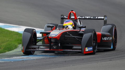 Jacques Villeneuve - Venturi Formula E Team