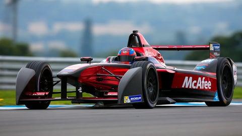 Loic Duval - Dragon Racing