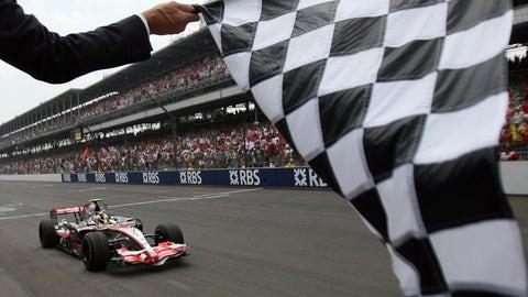 2000-2007: Indianapolis