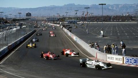 1981-1982: Las Vegas
