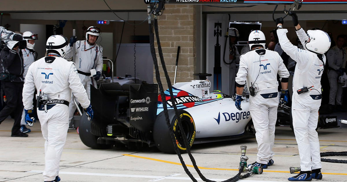F1: Williams concerned after failures in Austin | FOX Sports