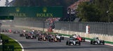 F1: Results from the Mexican Grand Prix