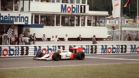 11. 1988 German GP