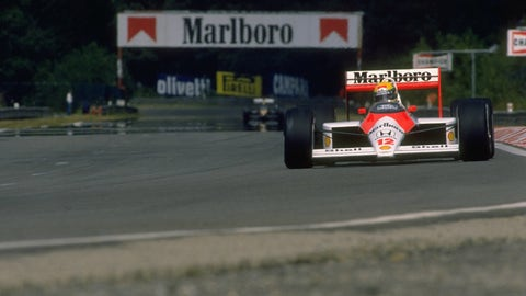 13. 1988 Belgian GP