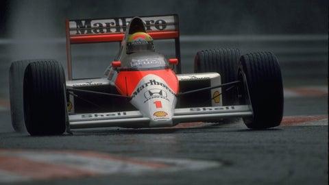 19. 1989 Belgian GP