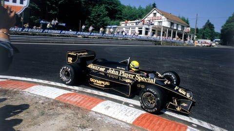 2. 1985 Belgian GP