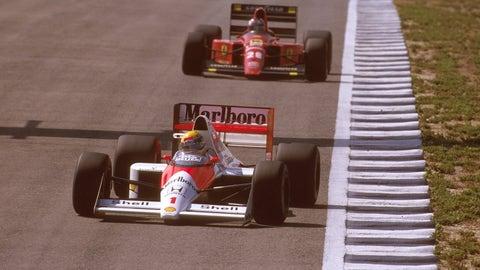20. 1989 Spanish GP