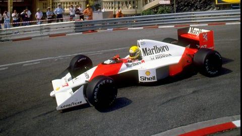 22. 1990 Monaco GP