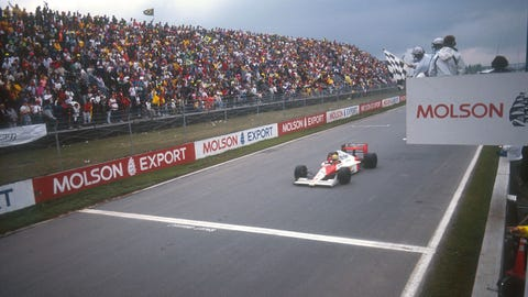 23. 1990 Canadian GP