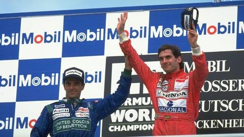 24. 1990 German GP