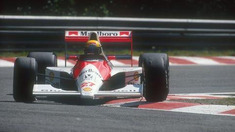 25. 1990 Belgian GP