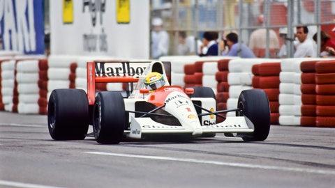27. 1991 United States GP