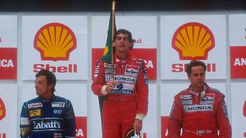 28. 1991 Brazilian GP